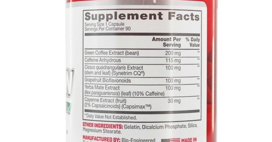 BSN Clean Ingredients review